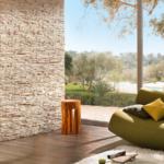 Bauhaus Küchenrückwand Wandverkleidung Pegasus 10 Creme Schafft Durch Ihre Fenster Wohnzimmer Bauhaus Küchenrückwand