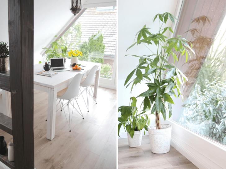 Medium Size of Dachgeschosswohnung Einrichten Wohnung Mit Dachschrge Design Dots Kleine Küche Badezimmer Wohnzimmer Dachgeschosswohnung Einrichten