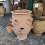 Kräutertopf Keramik Krutertopf Pflanztopf Naturstein Centrum Lpm Waschbecken Küche Wohnzimmer Kräutertopf Keramik