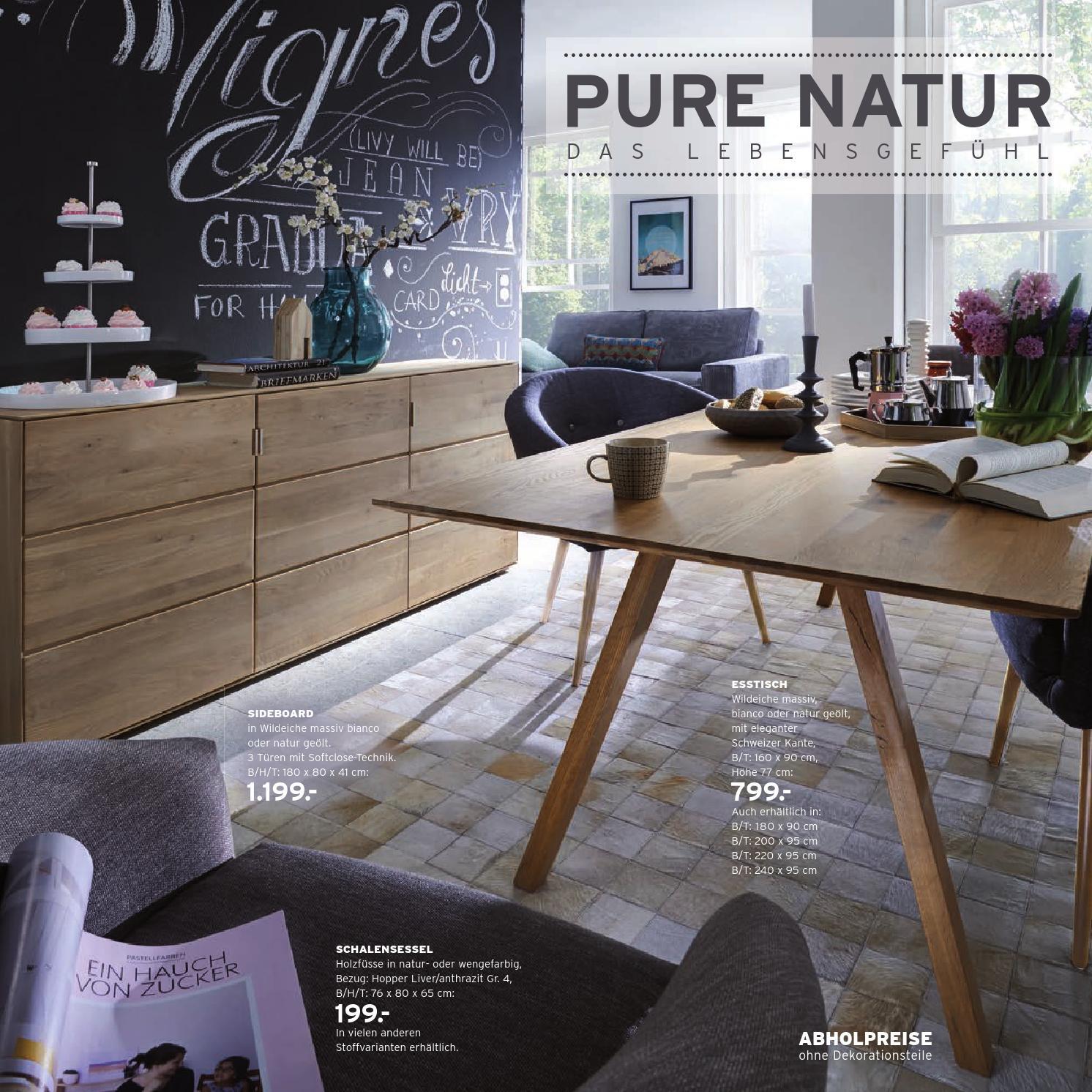 Full Size of Pure Natur Hempel 2015 By Perspektive Werbeagentur Modulküche Ikea Holz Wohnzimmer Cocoon Modulküche