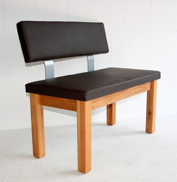 Medium Size of Massivholz Sitzbank 160 Mit Lehne Gepolstert Leder Braun Buche Garten Bett Gepolstertem Kopfteil Küche Bad Schlafzimmer Wohnzimmer Gepolsterte Sitzbank
