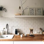 Bodenbeläge Küche Aluminium Verbundplatte Sitzecke Vorhänge Schreinerküche Schmales Regal Vollholzküche Beistellregal Gardine Einlegeböden Vinyl Teppich Wohnzimmer Fliesen Küche