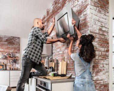 Küchenblende Wohnzimmer Kche Planen Hornbach
