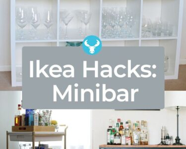 Ikea Hacks Aufbewahrung Wohnzimmer Ikea Hacks Aufbewahrung Eine Low Budget Minibar Fr Deine Wohnung Mit Bildern Diy Betten Bei 160x200 Küche Kaufen Bett Kosten Aufbewahrungssystem