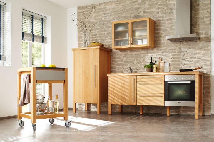 Medium Size of Modulare Massivholzkchen Von Annex Wohnzimmer Modulküchen