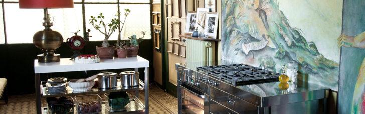Medium Size of Freistehende Küchen Kchen Mbel Kcheninseln Makchen Regal Küche Wohnzimmer Freistehende Küchen