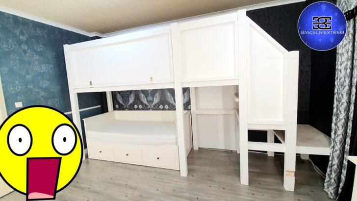 Medium Size of Klettergerüst Indoor Diy Ein Auergewhnliches Kinderzimmer Teil 2 Kletterburg Garten Wohnzimmer Klettergerüst Indoor Diy