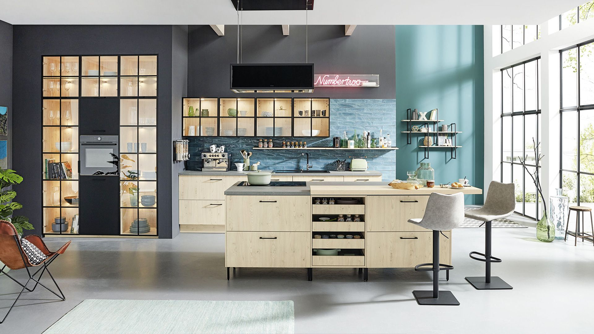 Full Size of Startseite Ballerina Kchen Finden Sie Ihre Traumkche Küchen Regal Wohnzimmer Ballerina Küchen