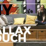 Eckbank Selber Bauen Ikea Diy Couch Aus Kallaregalen Hack Sofa Einbauküche Neue Fenster Einbauen Bett Kopfteil Machen Boxspring Betten Bei Fliesenspiegel Wohnzimmer Eckbank Selber Bauen Ikea