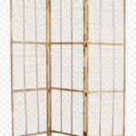 Paravent Bambus Wohnzimmer Raumteiler Rattan Paravent Bambus Wicker Png Bett Garten