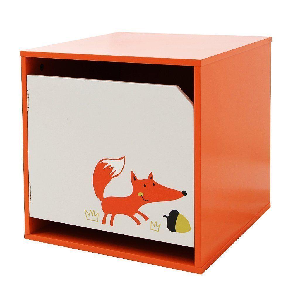 Full Size of Aufbewahrungsbox Kinderzimmer Spielzeug Regal Fuchs Perfekt Fr Ein Wald Garten Weiß Regale Sofa Wohnzimmer Aufbewahrungsbox Kinderzimmer