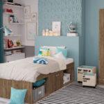 Kinderbett Stauraum Parisot Bett Space Jugendbett 207x166 Eiche Nb 160x200 140x200 Mit Betten 200x200 Wohnzimmer Kinderbett Stauraum