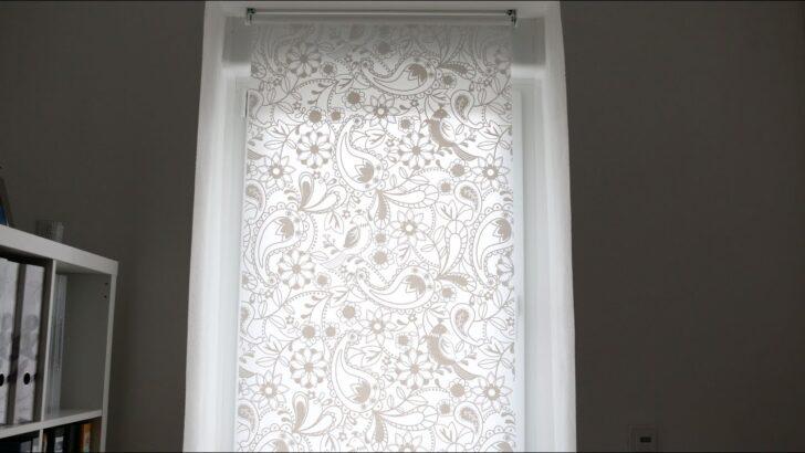 Medium Size of Wärmeschutzfolie Fenster Rollo Bremen Kunststoff Online Konfigurieren Obi Rahmenlose Jalousie Mit Rolladenkasten Einbruchschutzfolie De Alte Kaufen Wohnzimmer Fenster Rollos Innen Ikea