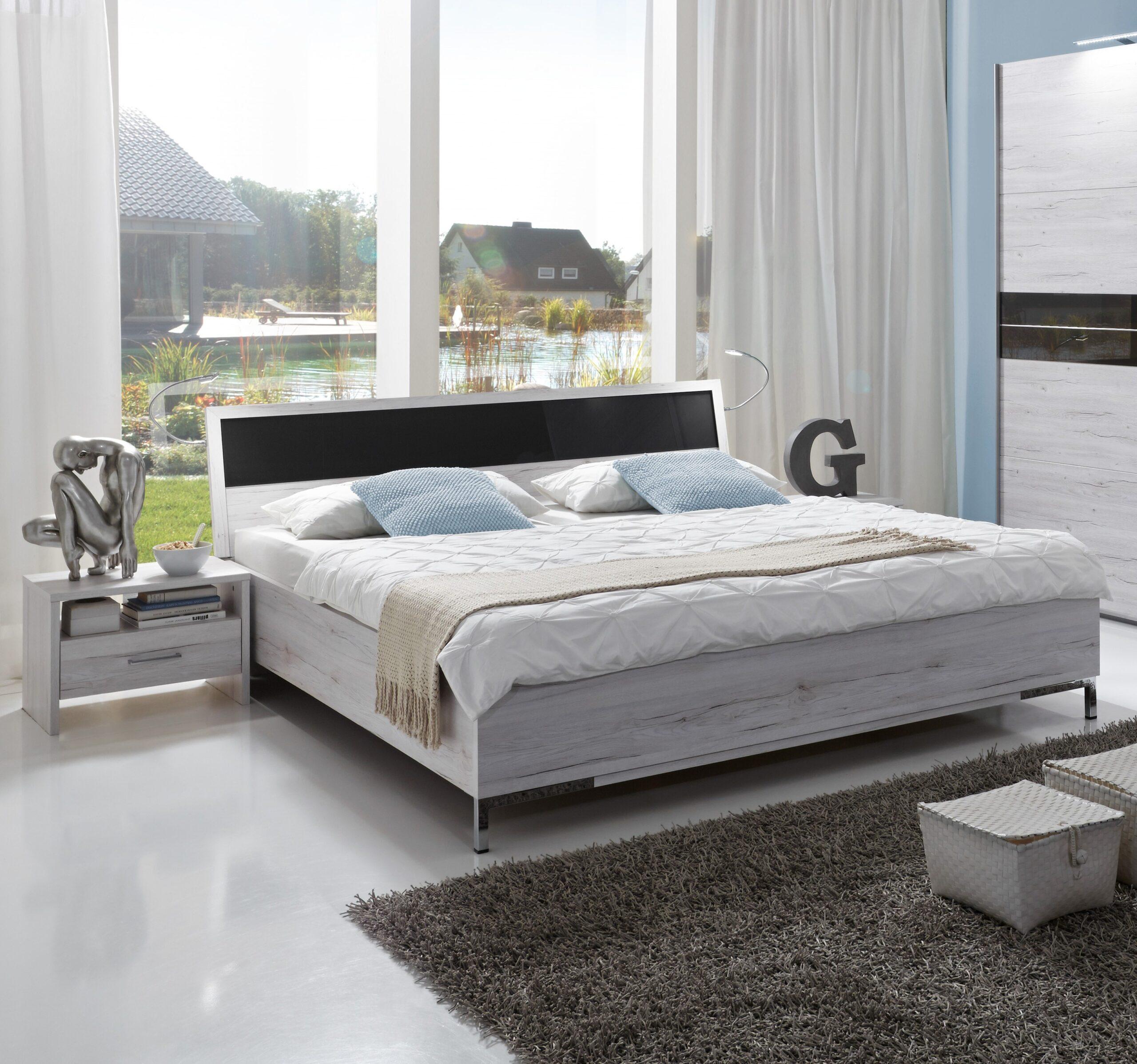 Full Size of Schlafzimmer Komplett 160x200 Bett Set Futonbett 2 Nachtkommoden Acapulco 160 200 Landhausstil Weiß Kopfteile Für Betten Aus Holz Bock Kopfteil Barock Wohnzimmer Schlafzimmer Komplett 160x200 Bett
