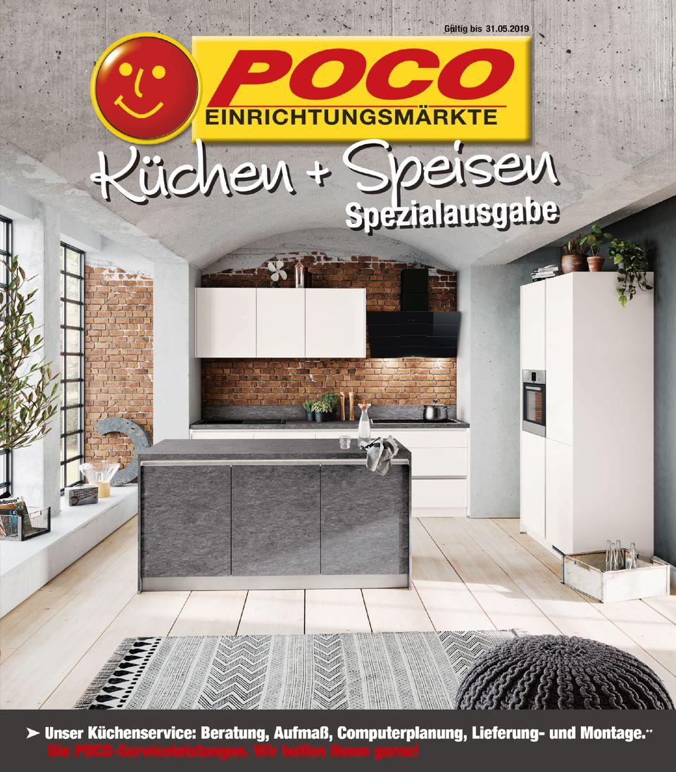 Full Size of Küchenzeile Poco Bett 140x200 Küche Schlafzimmer Komplett Big Sofa Betten Wohnzimmer Küchenzeile Poco