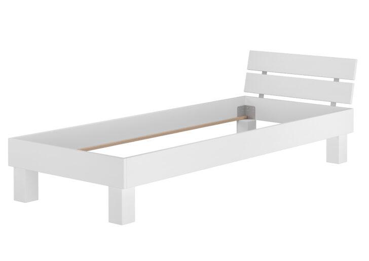 Medium Size of Massivholzbett Buche Wei Bettgestell Holzbett Real Bett 100x200 Weiß Betten Wohnzimmer Metallbett 100x200