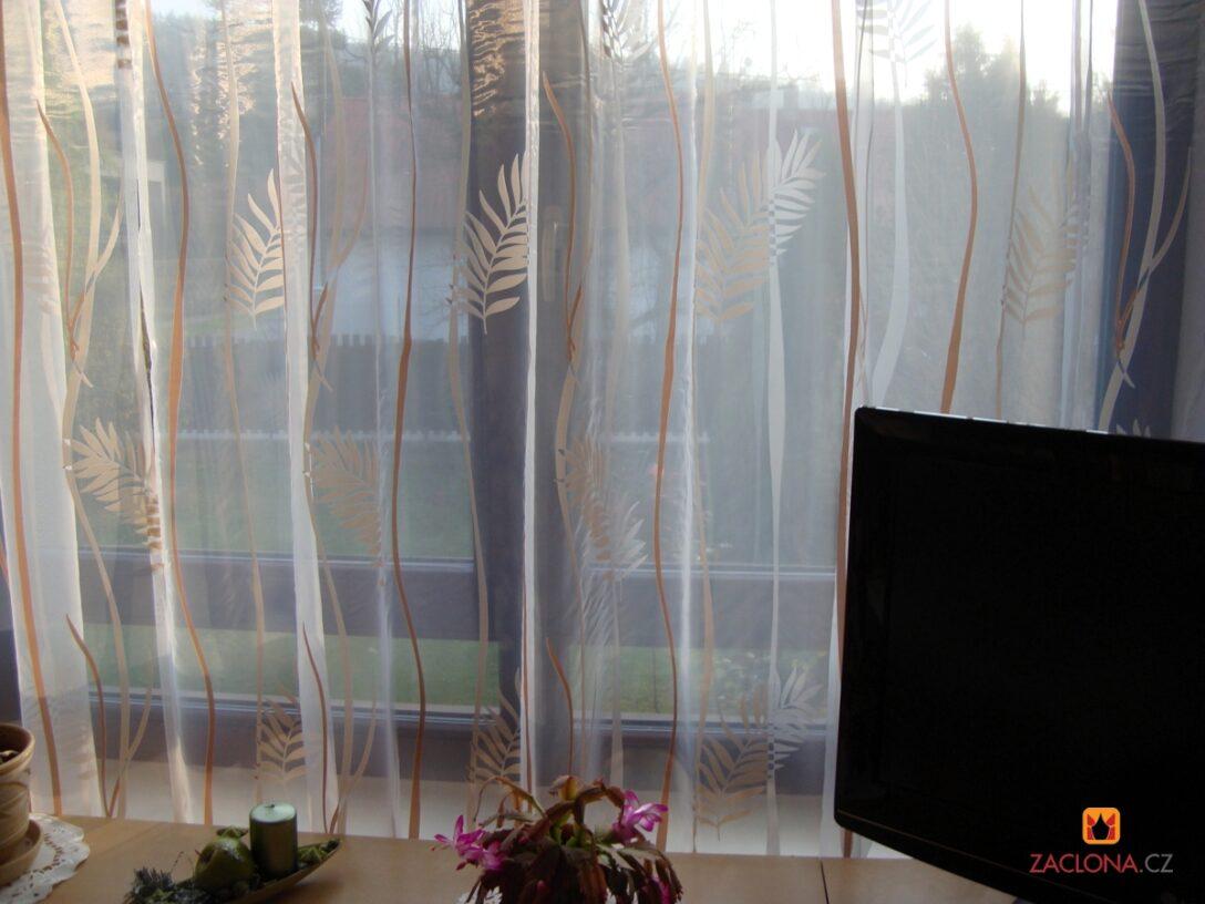 Large Size of Fensterdekoration Küche Feinen Gardinen Mit Muster Als Effektvolle Kochinsel Eckschrank Tapete Hängeschrank Höhe Grillplatte Jalousieschrank Eckunterschrank Wohnzimmer Fensterdekoration Küche