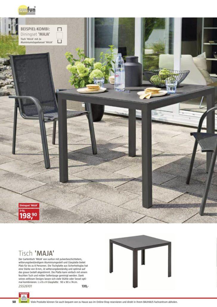 Medium Size of Gartentisch Bauhaus Tisch Ausziehbar Maja Sunfun Schweiz Xxl Angebote Gltig Vom 24032020 Bis 31052020 Fenster Wohnzimmer Gartentisch Bauhaus