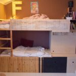 Kura Hack Wohnzimmer Kura Hack Hacking A Ikea Bed Into Two Story With Extra Features