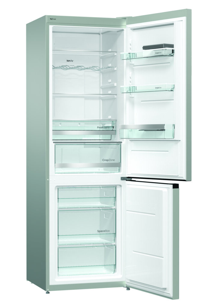 Medium Size of Real Küchen Gorenje Stand Khl Gefrier Kombination Inoa Nrk6192mx4 Regal Wohnzimmer Real Küchen