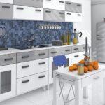 Küchen Fliesenspiegel Küche Regal Glas Selber Machen Wohnzimmer Küchen Fliesenspiegel