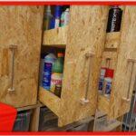 Vorratsschrank Holz 1 Hast Du Wenig Platz In Der Werkstatt Apothekerschrank Selbst Esstisch Rustikal Bett Regal Massivholz Küche Modern Altholz Fliesen Wohnzimmer Vorratsschrank Holz