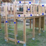 Spielturm Bauhaus Wohnzimmer Spielturm Bauhaus Bauanleitung Fr Ein Klettergerst Mit Wackelbrcke Fenster Kinderspielturm Garten