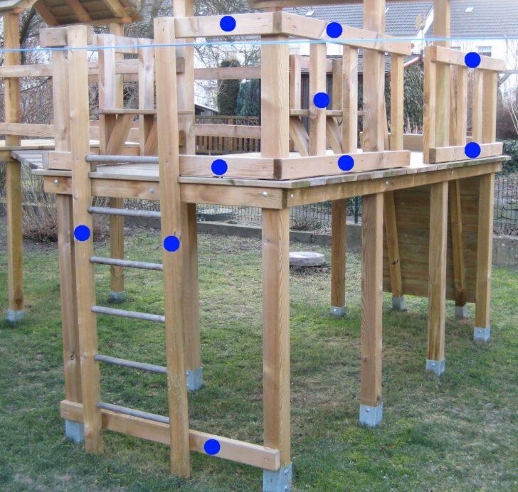 Medium Size of Spielturm Bauhaus Bauanleitung Fr Ein Klettergerst Mit Wackelbrcke Fenster Kinderspielturm Garten Wohnzimmer Spielturm Bauhaus