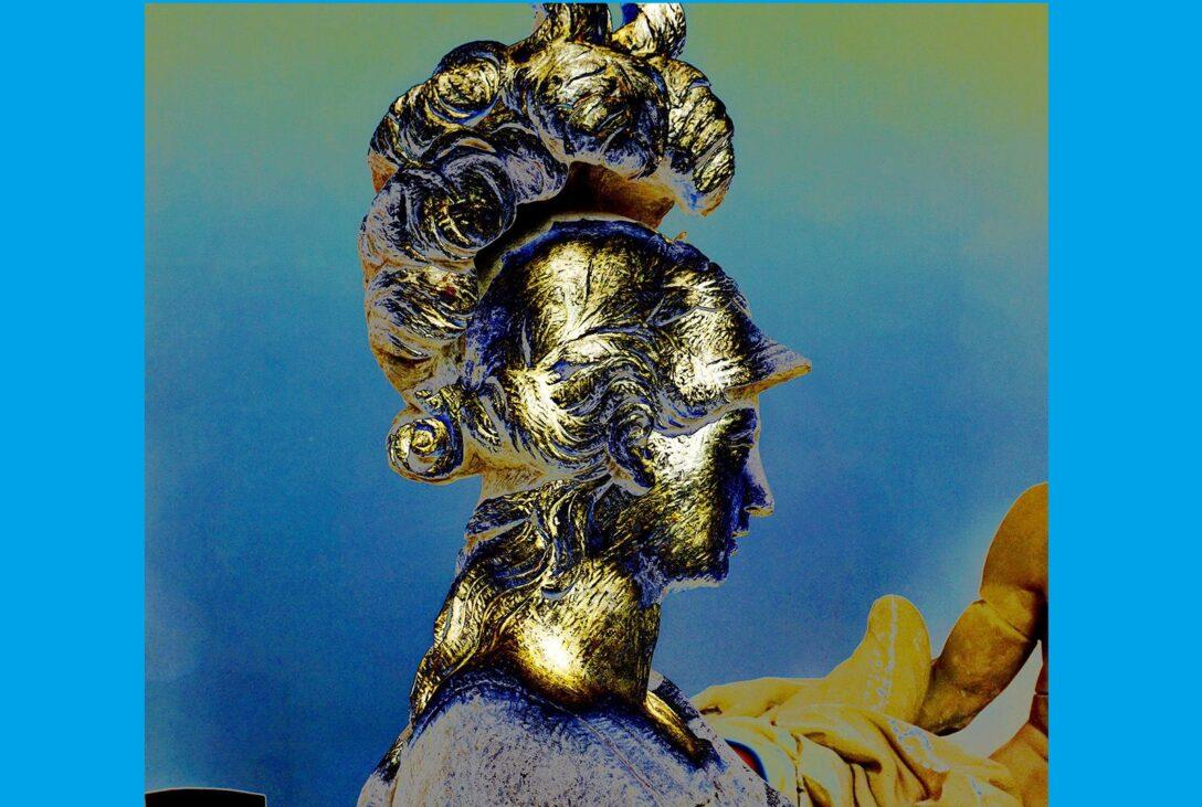 Large Size of Gartenskulpturen Stein Moderne Aus Kaufen Buddha Edelstahl Steinguss Gartenfiguren Statuen Gartenskulptur Antik Modern Schloss Schwetzingen Metamorphose Von Zu Wohnzimmer Gartenskulpturen Stein
