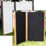 Outdoor Paravent Wohnzimmer Outdoor Paravent Terrasse Windschutz Combi Stnder Zum Beschweren Mit Garten Küche Kaufen Edelstahl