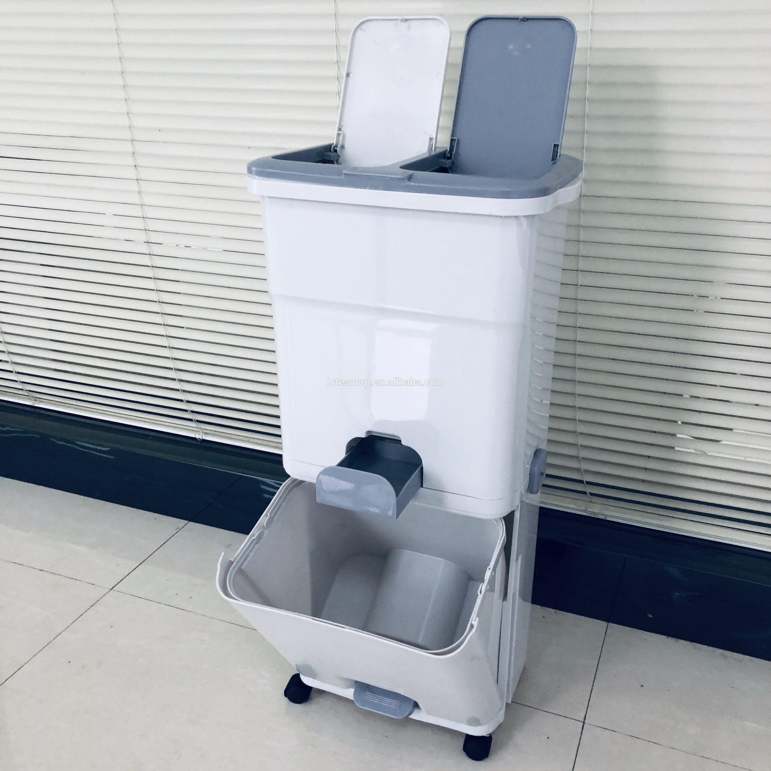 Full Size of Doppel Mülleimer Kaufen Sie Mit Niedrigem Preis Stck Sets Grohandel Küche Einbau Doppelblock Wohnzimmer Doppel Mülleimer