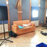 Sofa Mit Musikboxen Couch Lautsprecher Poco Und Led Licht Big Bluetooth Eingebauten Lautsprechern Integriertem Rund 3er Grau Boxspring Singleküche E Geräten Wohnzimmer Sofa Mit Musikboxen