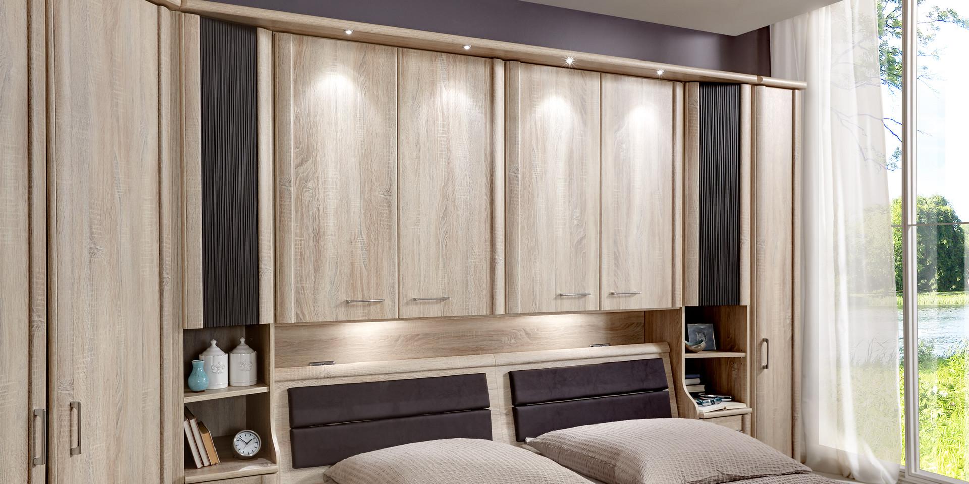 Full Size of Erleben Sie Das Schlafzimmer Luxor 3 4 Mbelhersteller Wiemann Landhausstil Schränke Günstige Komplett Mit Lattenrost Und Matratze Moderne Esstische Wohnzimmer überbau Schlafzimmer Modern