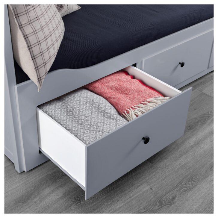 Medium Size of Ikea Hemnes Bett 90x200 Grau Tagesbett Hamburg Deutschland 180x200 Lasiert 140x200 Kaufen Tagesbettgestell 3 Schubladen Sterreich Mit Bettkasten 160x200 Wohnzimmer Hemnes Bett Grau