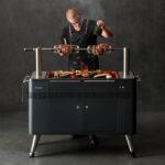 Mobile Outdoorküche Aussteller Produkte Everdure By Heston Blumenthal Küche Wohnzimmer Mobile Outdoorküche