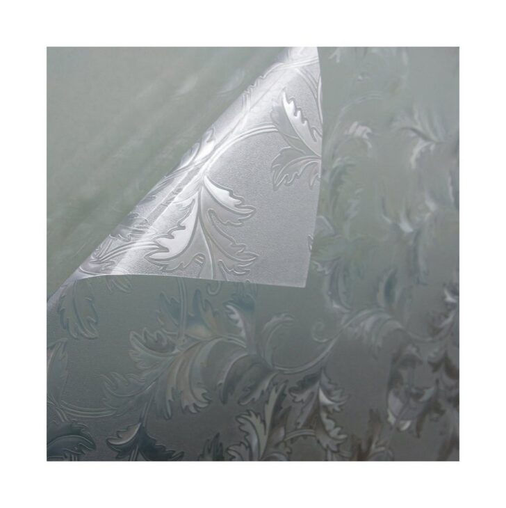Medium Size of Fensterfolie Blickdicht Sichtschutzfolie Leaf Wohnzimmer Fensterfolie Blickdicht
