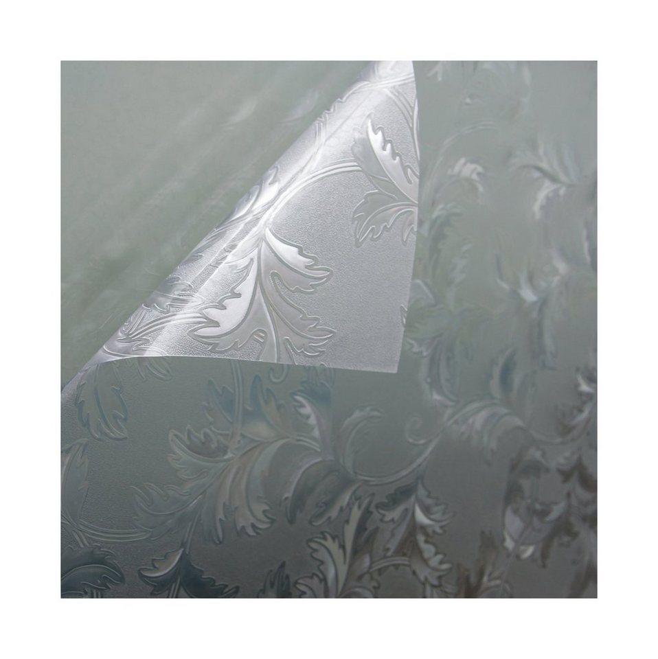 Full Size of Fensterfolie Blickdicht Sichtschutzfolie Leaf Wohnzimmer Fensterfolie Blickdicht