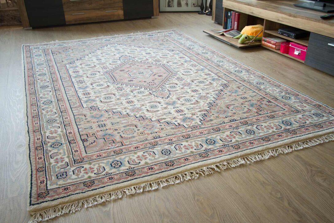 Large Size of Teppich 300x400 Orientteppich Bidjar Global Carpet Schlafzimmer Wohnzimmer Esstisch Küche Teppiche Steinteppich Bad Für Badezimmer Wohnzimmer Teppich 300x400