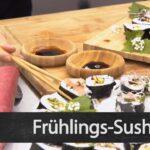 Kchenkarussell Frhlings Sushi Mit Mea Wendel Aufz V 0705 Wohnzimmer Küchenkarussell