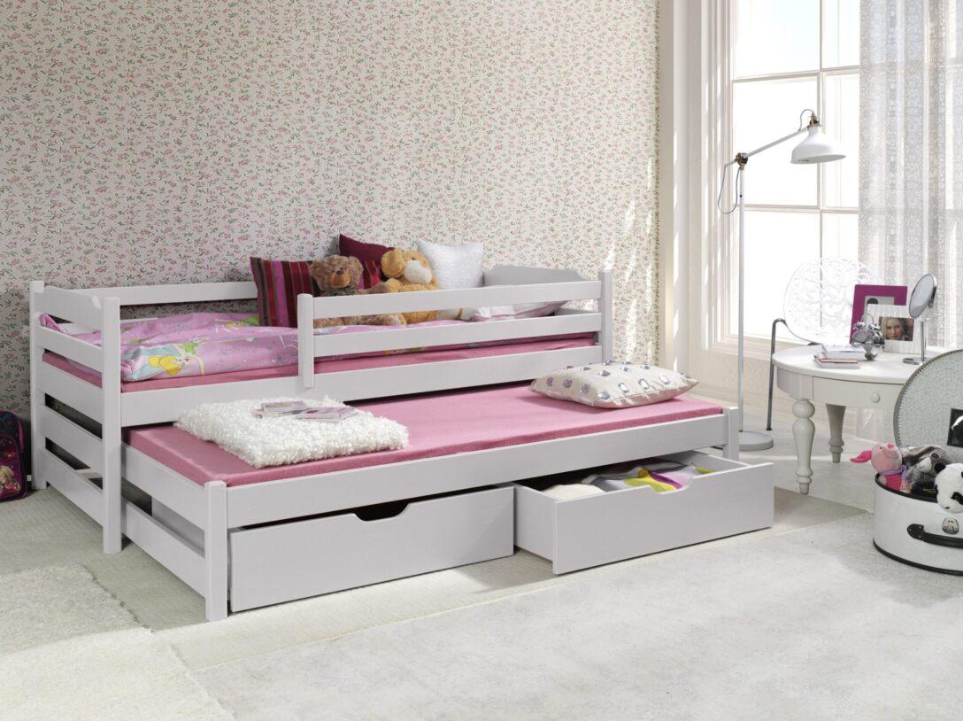 Large Size of Bett Mit Ausziehbett Ikea 140x200 Martin Ii Inkl Lattenroste Sofa Schlaffunktion Stauraum Kaufen Hamburg Außergewöhnliche Betten Wickelbrett Für Wohnzimmer Bett Mit Ausziehbett Ikea