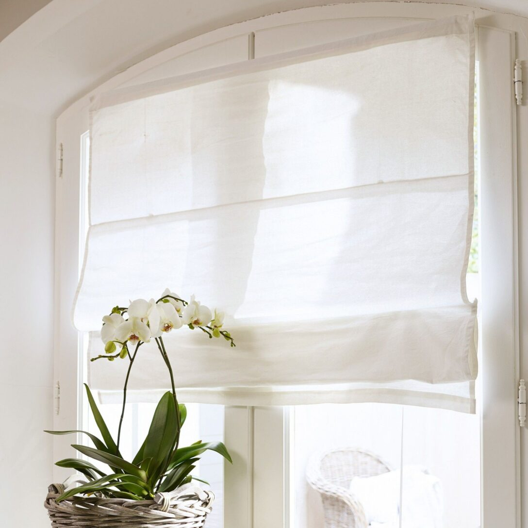 Large Size of Fensterdekoration Küche Faltrollo Fides Loberon Coming Home Billig Kaufen Einrichten Eckschrank Wandverkleidung Industrie Hängeschrank Höhe Amerikanische Wohnzimmer Fensterdekoration Küche