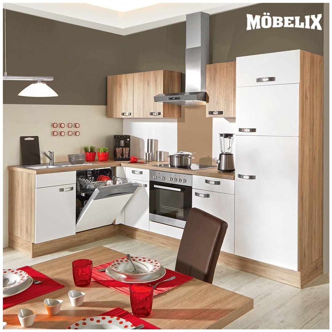 Full Size of Möbelix Küchen Dieser Pino Kchenblock Gefllt Ihnen Den Gibt Es Jetzt Und Nur Regal Wohnzimmer Möbelix Küchen