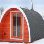 Gartensauna Bausatz Sauna Iglu Fr Den Garten Mit Oder Ohne Ofen Wohnzimmer Gartensauna Bausatz