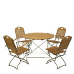Outliv. Kalibo Sitzgruppe 6-teilig Geflecht Wohnzimmer Kalibo Sitzgruppe 6 Teilig Geflecht Garten Küche