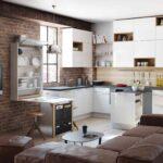 Kleine Küche Planen Gardinen Für Mit E Geräten Günstig Landhausstil Insel Hängeschrank Höhe Blende Glasbilder Deckenleuchten Hochschrank Vorratsschrank Wohnzimmer Kleine Küche Planen