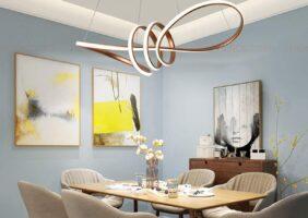 Moderne Esszimmerlampen