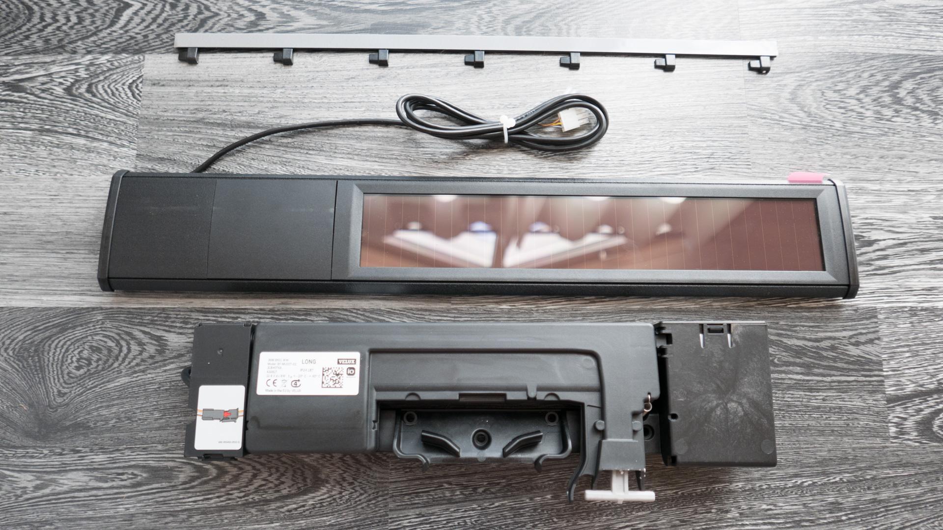 Full Size of Velux Scharnier Veludachfenster Elektrisch Nachrsten Das Veluks100k Im Test Fenster Kaufen Ersatzteile Rollo Einbauen Preise Wohnzimmer Velux Scharnier