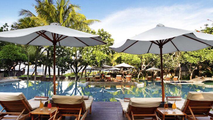 Medium Size of Bali Bett Outdoor Luxushotel Seminyak The Royal Beach Mgallery Clinique Even Better Foundation Amerikanische Betten Balinesische Weißes 140x200 Meise Weiß Wohnzimmer Bali Bett Outdoor