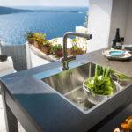 Mobile Outdoorküche Outdoor Kche Tipps Fr Das Kochen Im Sonnenschein Küche Wohnzimmer Mobile Outdoorküche