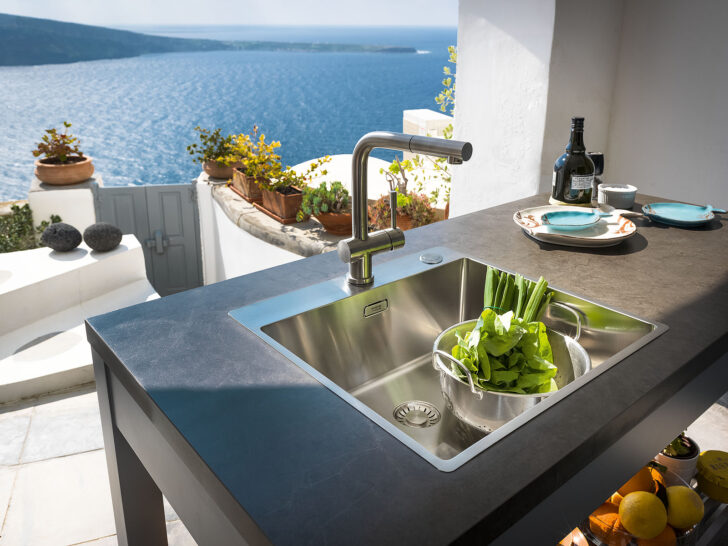 Medium Size of Mobile Outdoorküche Outdoor Kche Tipps Fr Das Kochen Im Sonnenschein Küche Wohnzimmer Mobile Outdoorküche